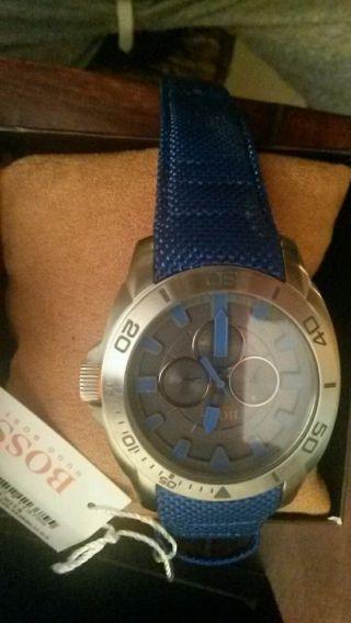 Hugo Boss Orange Armbanduhr Für Herren (1513014) Bild