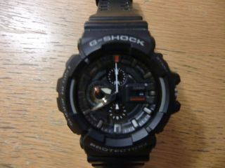 Casio G - Shock Gac - 100 - 1aer Armbanduhr Für Herren Bild