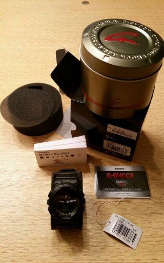 Casio G - Shock Ga1001a1er Armbanduhr Für Herren Bild