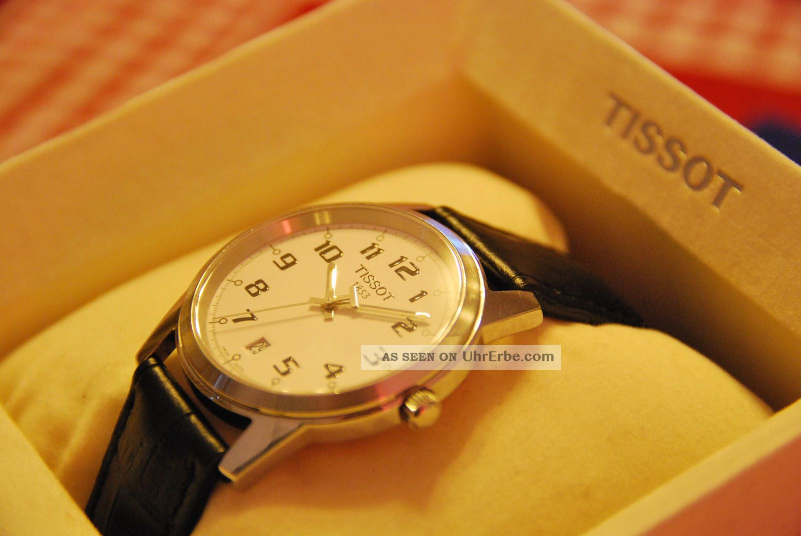 Tissot Herrenuhr Ellegance Kaliber 38 Armbanduhren Bild
