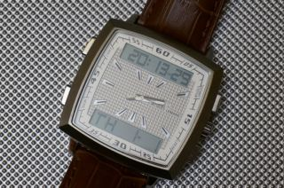 Jacques Lemans Herrenuhr Xl Bild