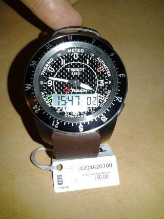 T - Touch Tissot Schweitzer Multifunktionuhr,  Chronograph Uhr Bild
