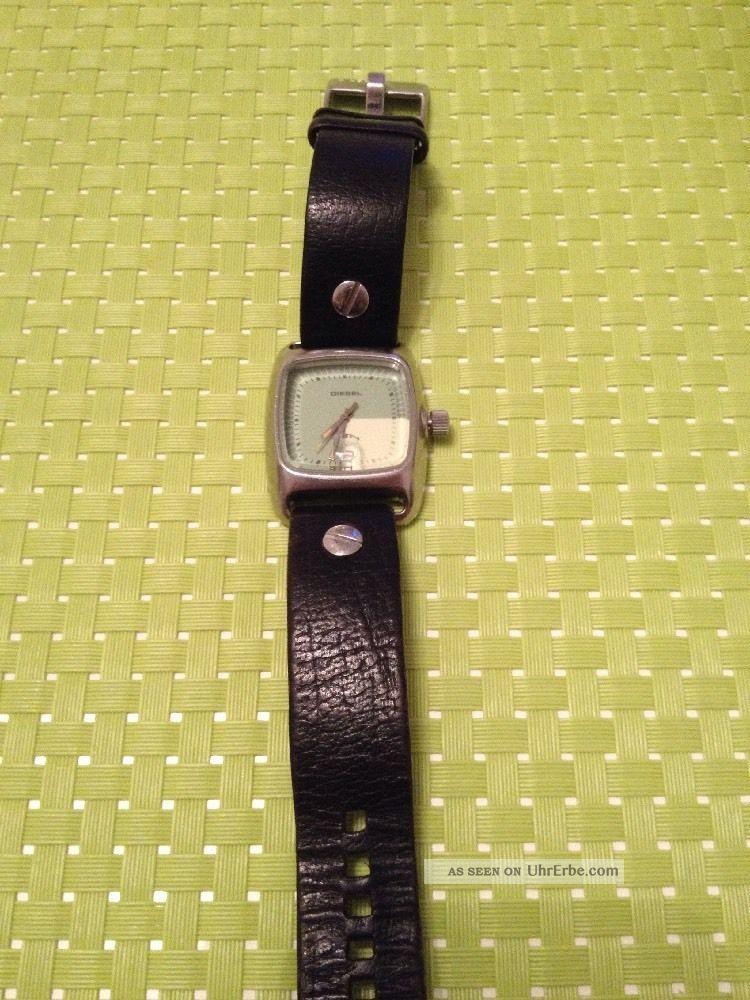 Diesel Damen Oder Herren Uhr Armbanduhren Bild