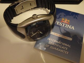 Festina Professional Herrenuhr - Registered Model 16046 - Seltenes Sammlerstück Bild