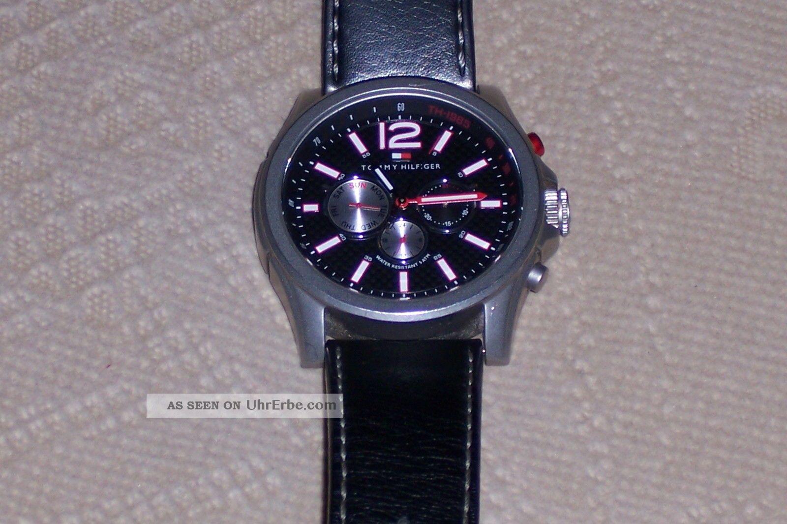 Tommy Hilfiger - Herrenuhr Armbanduhren Bild