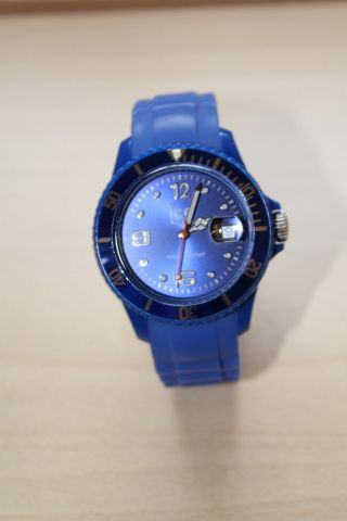 Ice Watch Uhr In Blau - Unisex Bild