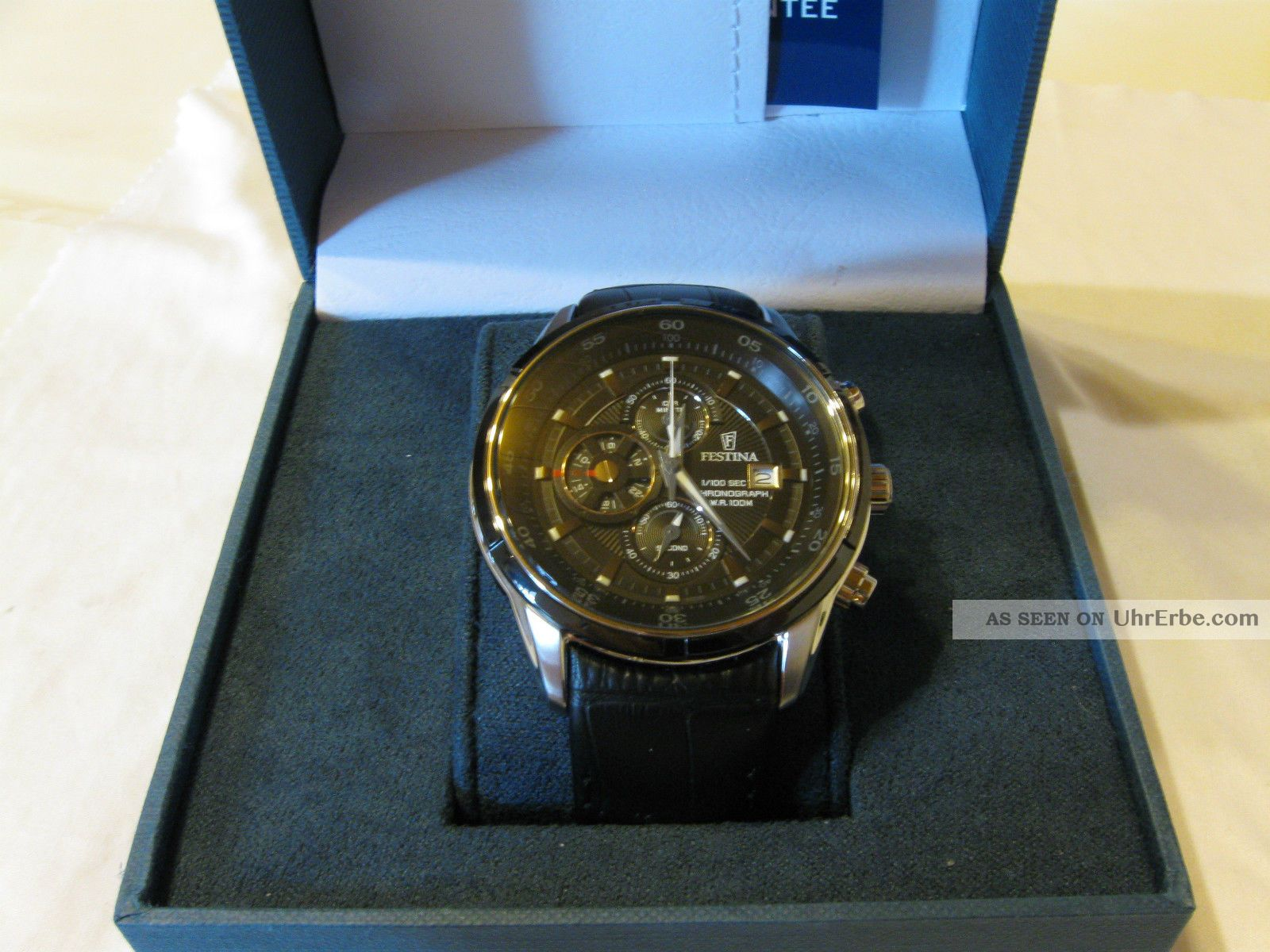 Festina 6821/5 Chronograph Armbanduhren Bild