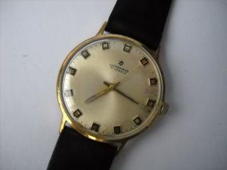 Junghans,  Herren,  Armbanduhr,  Handaufzug,  Vergoldet,  Kaliber 620.  00 Bild