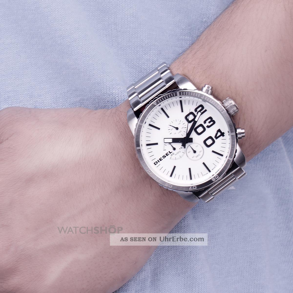diesel chronograph armbanduhr f r herren dz4219. Black Bedroom Furniture Sets. Home Design Ideas