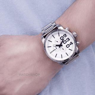 Diesel Chronograph Armbanduhr Für Herren (dz4219) Bild