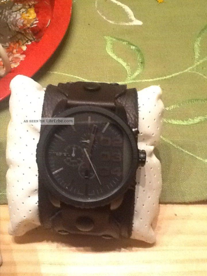 Diesel Herrenuhr Xl Dz4272 Armbanduhren Bild