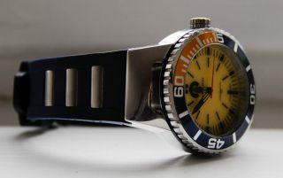 Kraftworxs Uhr,  Taucheruhr,  Kw - D200 - 9or,  Deeper,  Diver Bis 200m,  Swissmade Bild