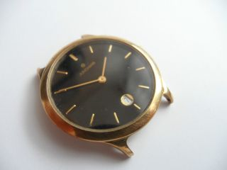 Herrenuhr Junghans Uhr Armbanduhr Bild