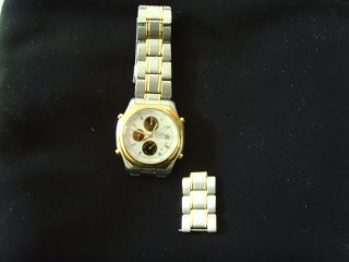 Citizen Chronograph Sapphire Wr100 Bild