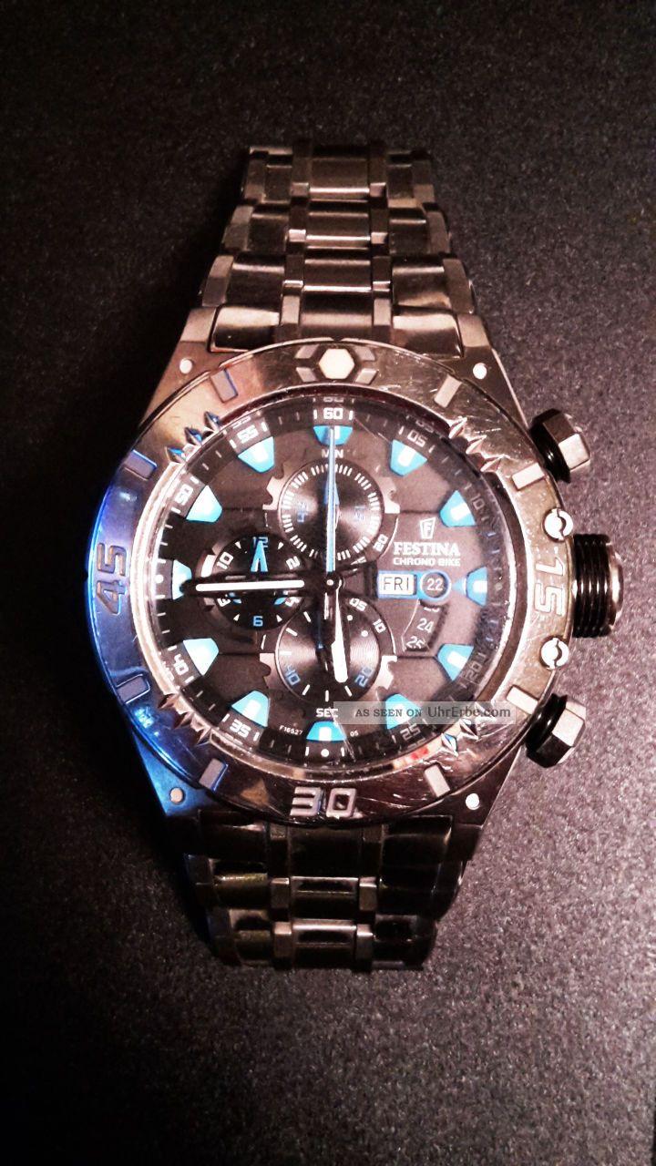 Festina Tourchrono 2010 - Modell F16527 Armbanduhren Bild