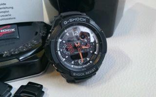 Casio Herren Armbanduhr G - Shock Funk Gw - 3500bd Mit Anleitung,  Dose Bild