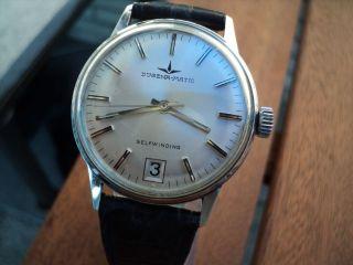 Dugena Matik Selfwindig Automatik Herren Armbanduhr Bild