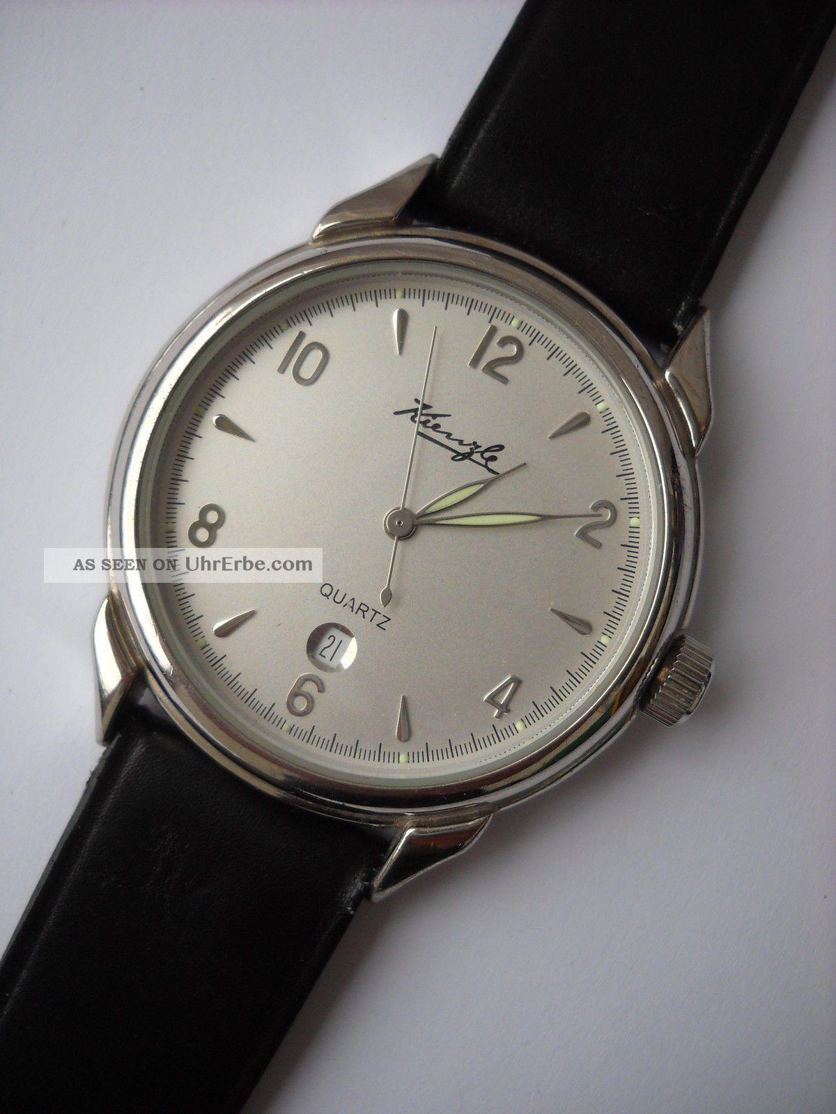 Kienzle Comfort Ce,  Herren,  Armbanduhr Armbanduhren Bild
