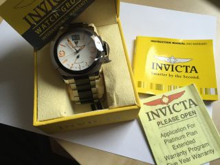 Invicta Imperious 1051 Limedet Swiss Made Bild
