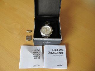 1.  Junghans Stream Chronograph 041/4431.  403 Bild