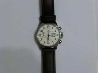 Junkers Automatik Eta Valjoux 7750 Junkers 6218 - 1 Ju52 Chronograph Fliegeruhr Bild