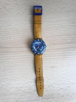 Swatch Armbanduhr Bild