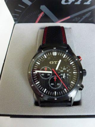 Gti Uhr Chronograph Seiko Vd54 / Bild