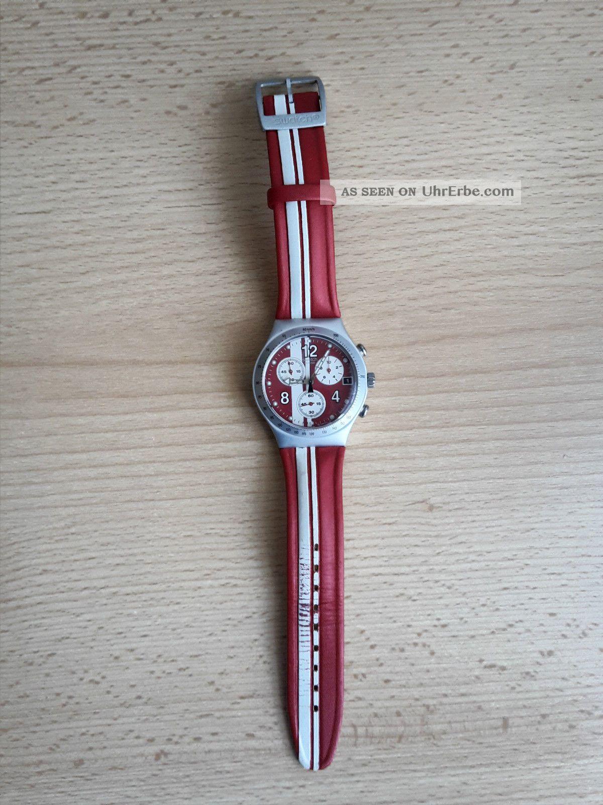 Swatch Armbanduhr Armbanduhren Bild