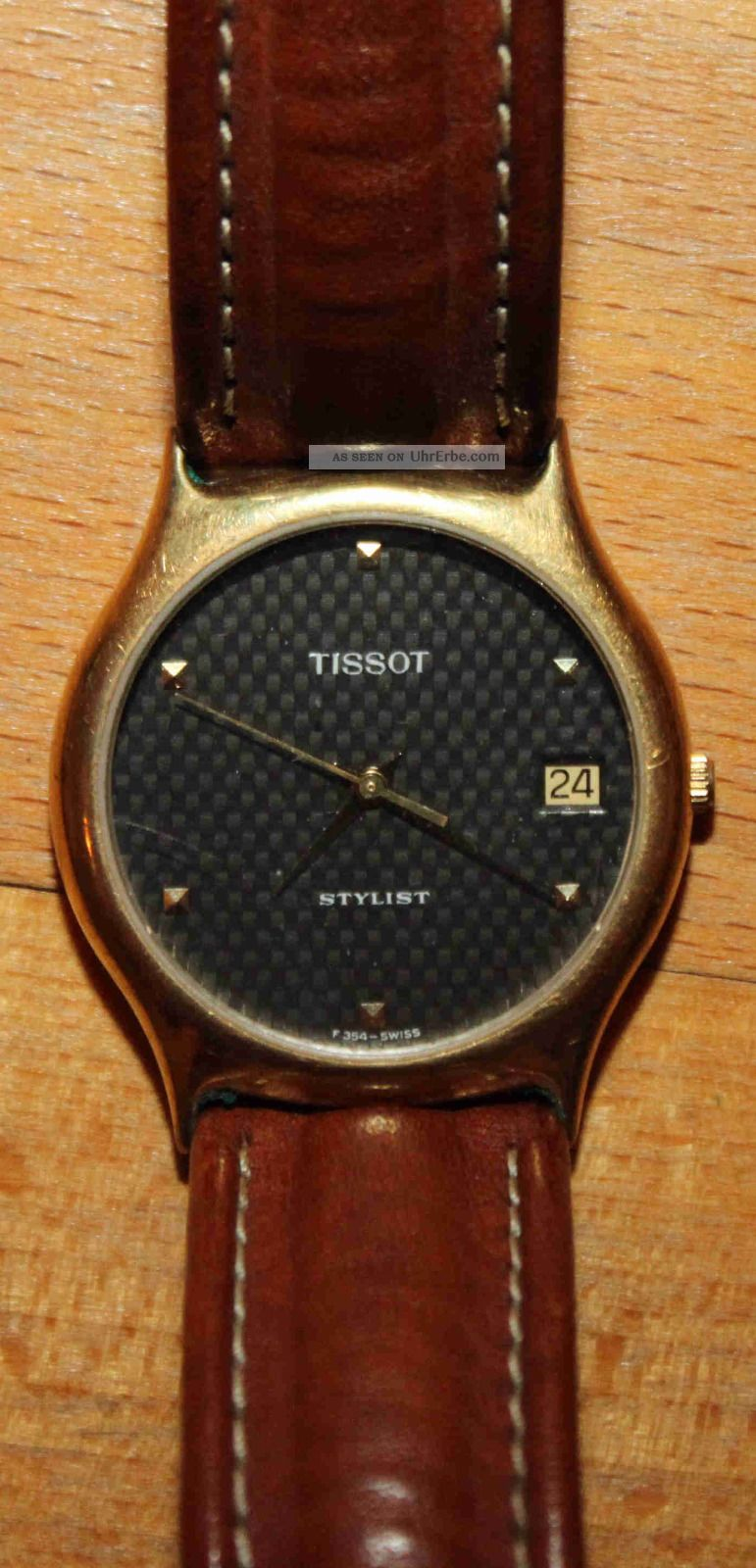 Tissot Herrenuhr Armbanduhren Bild