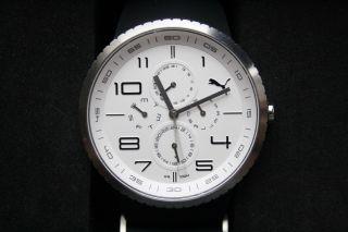 Puma Time Transmission Silver Bild