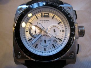 Fossil Ch2576 Uhr Sport Chronograph Watch Men Tachymeter Bild