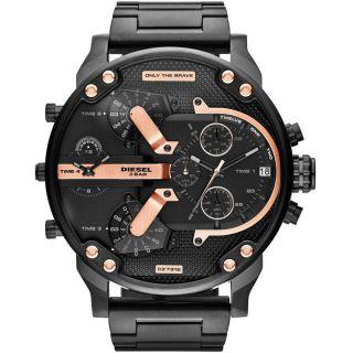 Diesel Herren Uhr Xl Chronograph Mr.  Daddy Dz7312 Np 399€ Bild
