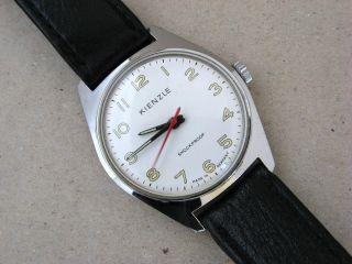 Kienzle Uhr Vintage Watch Armbanduhr Hau Handaufzug Vintage Wrist Watch Bild