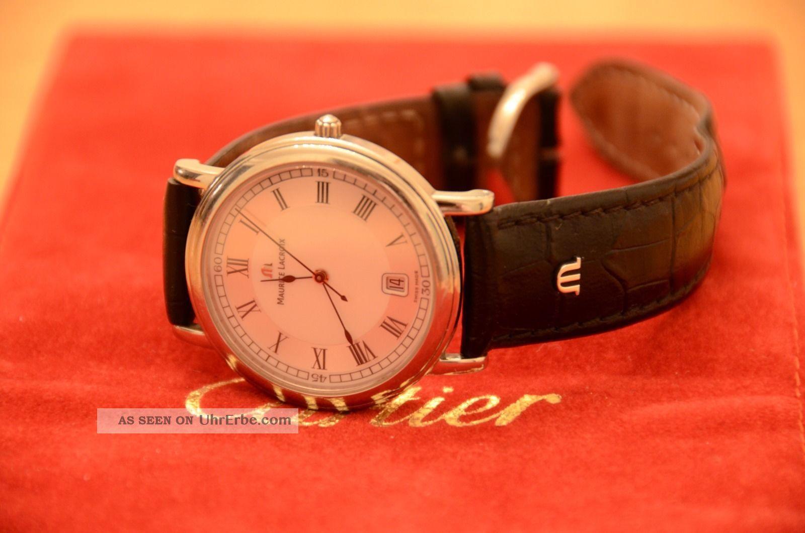 Maurice Lacroix Armbanduhr - Classic - Herrenuhr Armbanduhren Bild