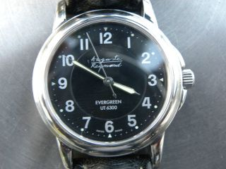 Auguste Reymond Evergreen Ut 6300 Swiss Made G.  Zust. Bild