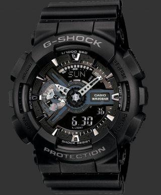 Casio G - Shock Ga - 110 - 1ber Gshock Bild