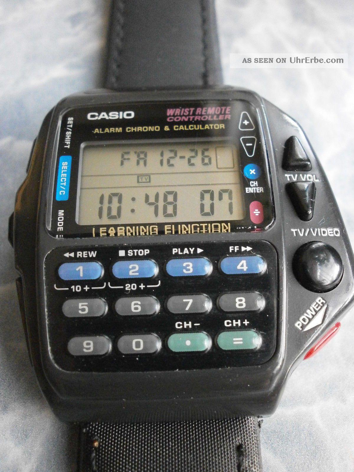 Casio Cmd - 40 Armbanduhr Vintage Armbanduhren Bild