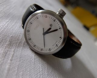 Audi Design Edelstahl Herren Uhr (gwc) Bild