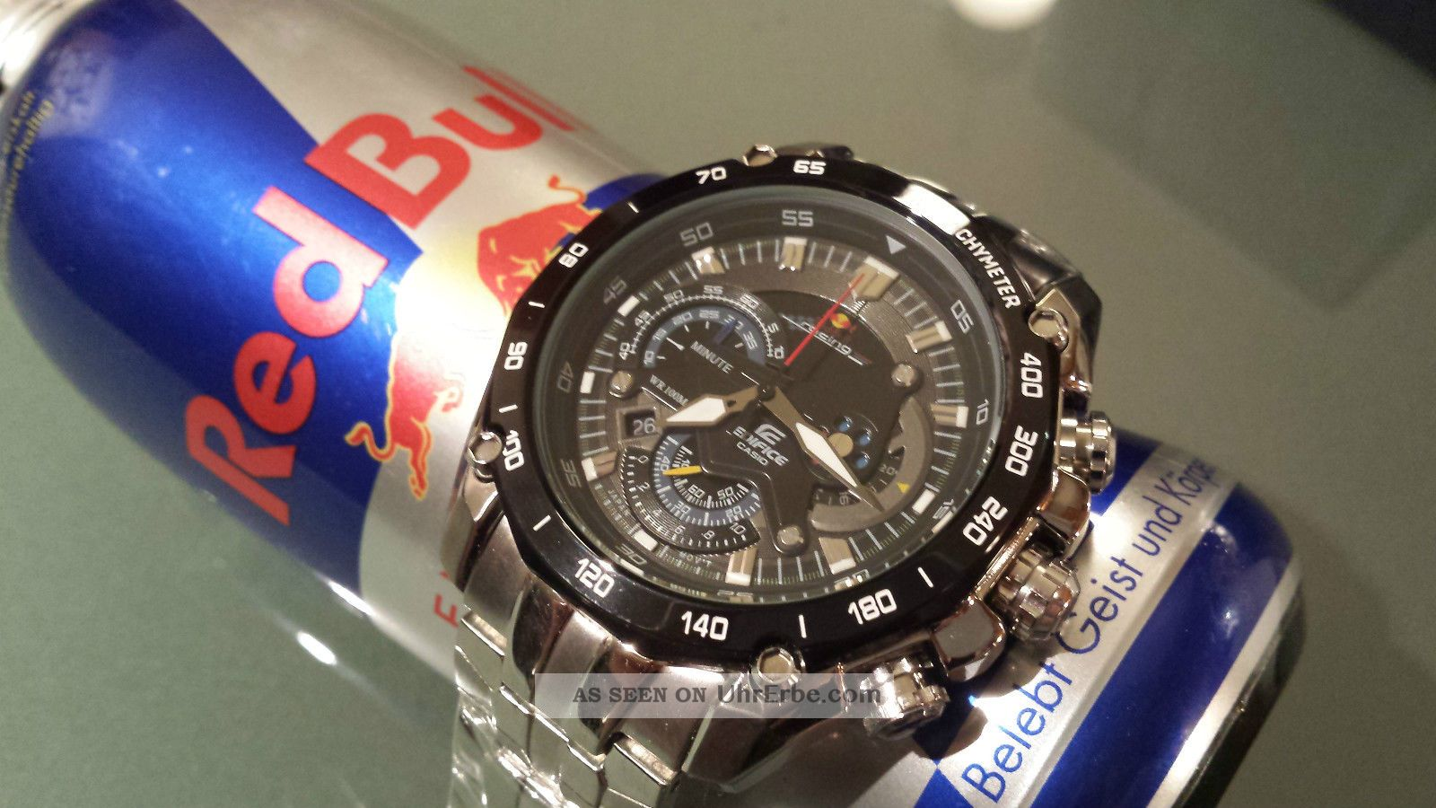 Casio Edifice Ef - 550rbsp - 1av Red Bull Racing Limited Edition Armbanduhren Bild