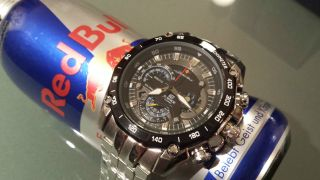 Casio Edifice Ef - 550rbsp - 1av Red Bull Racing Limited Edition Bild