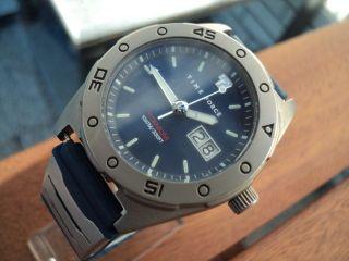 Time Force Titanium Herren Armband Uhr Bild