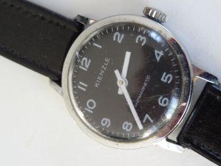 Kienzle Vintage Military Style Armbanduhr Herrenuhr Handaufzug Bild