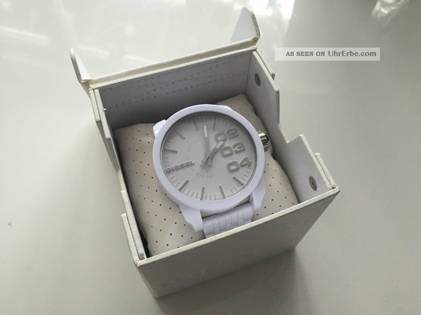 Diesel Herrenuhr - White - Armbanduhren Bild