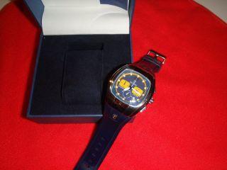 Festina Chronograph 6720 Modele Depose - Sehr Schöne Sportliche Uhr Bild