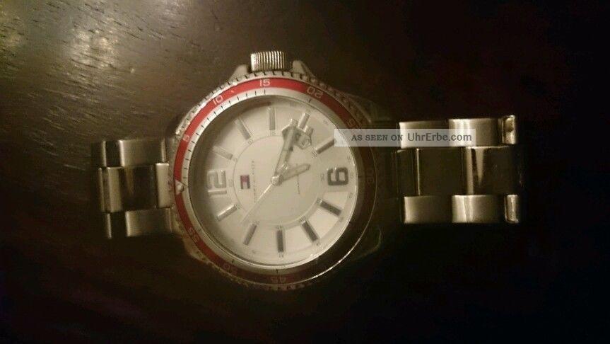 Tommy Hilfiger Uhr Herren Armbanduhren Bild