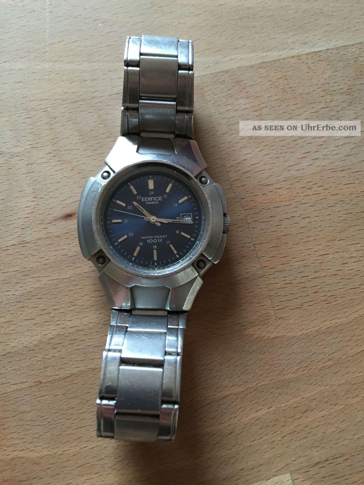 Casio Edifice Herrrenarmbanduhr Mmw101 Armbanduhren Bild