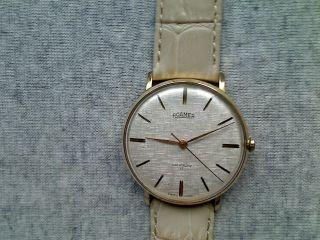 Wunderschöne Armbanduhr Der Marke Roamer,  Handaufzug,  Swiss Made Ab 1euro Bild