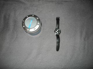 Casio Wave Ceptor Wvq - 560 Modul 4723 Lederarmband Funk Uhr Chronograph Bild