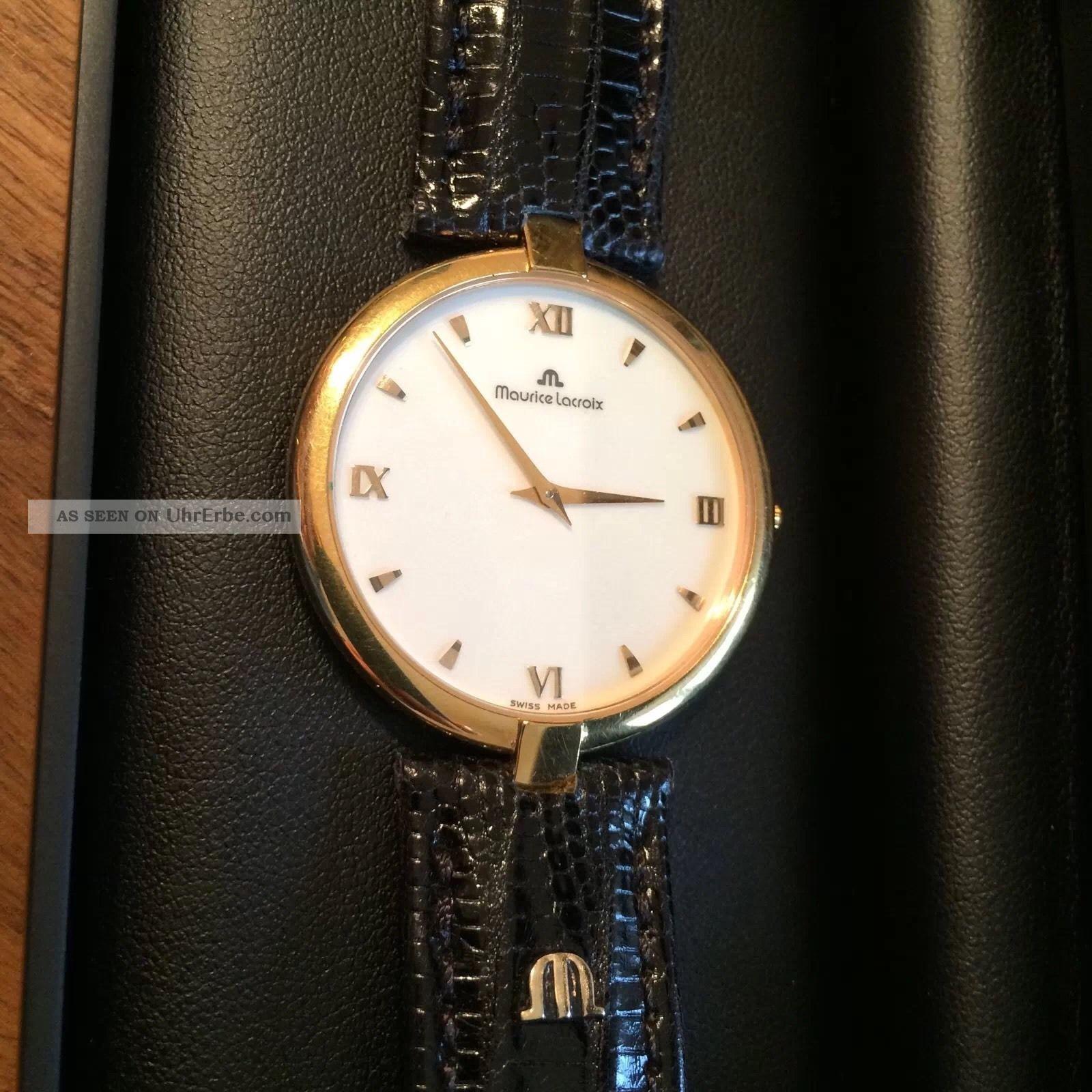 Maurice Lacroix 32384 Herren - Uhr Armbanduhren Bild