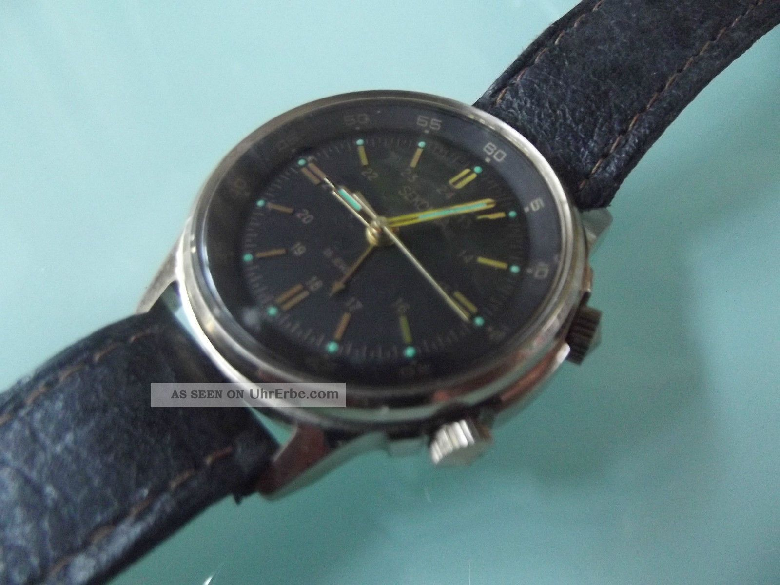 Hau Poljot Sekonda 18 Jewels Wecker Armbanduhren Bild